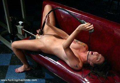 Photo number 14 from Lexi Bardot shot for Fucking Machines on Kink.com. Featuring Lexi Bardot in hardcore BDSM & Fetish porn.
