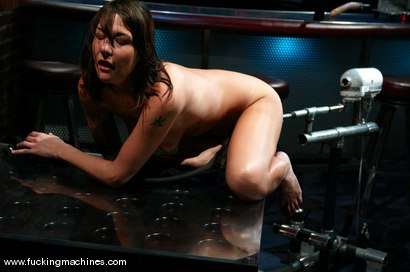 Photo number 8 from Lexi Bardot shot for Fucking Machines on Kink.com. Featuring Lexi Bardot in hardcore BDSM & Fetish porn.