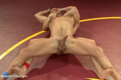 Photo number 9 from Naked Kombat's Summer Smackdown 10-Man Tournament - Match 3 shot for Naked Kombat on Kink.com. Featuring Randall O'Reilly and Bryan Cole in hardcore BDSM & Fetish porn.