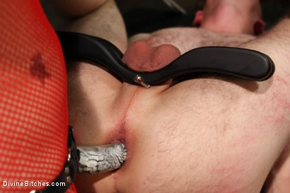 Photo number 5 from Submitting To A Goddess shot for Divine Bitches on Kink.com. Featuring Aiden Starr and Cliff Adams in hardcore BDSM & Fetish porn.