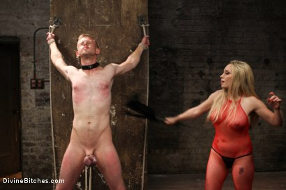 Photo number 1 from Submitting To A Goddess shot for Divine Bitches on Kink.com. Featuring Aiden Starr and Cliff Adams in hardcore BDSM & Fetish porn.