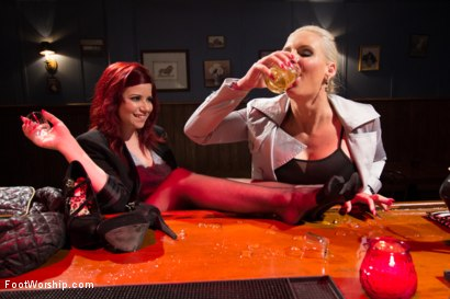 Photo number 6 from XXX Red Light District Foot Worship XXX shot for Foot Worship on Kink.com. Featuring Phoenix Marie, Sarah Blake and Cherry Torn in hardcore BDSM & Fetish porn.