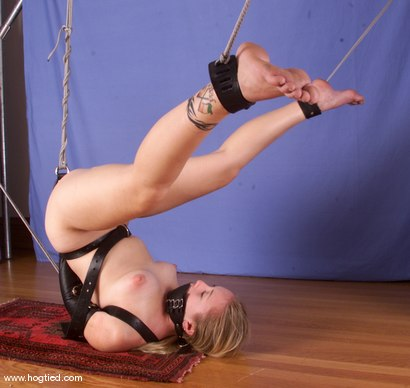 Photo number 6 from Kaylee shot for Hogtied on Kink.com. Featuring Kaylee in hardcore BDSM & Fetish porn.