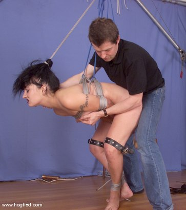 Photo number 13 from Carly shot for Hogtied on Kink.com. Featuring Carly in hardcore BDSM & Fetish porn.