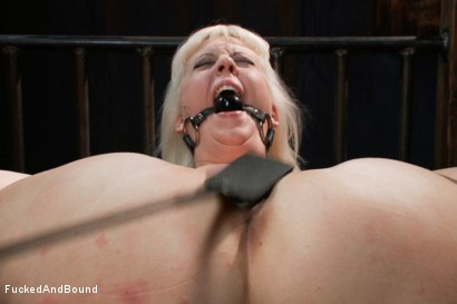 Photo number 5 from A Simple Task - Serve the Cock Whore! shot for Fucked and Bound on Kink.com. Featuring Maestro and Cherry Torn in hardcore BDSM & Fetish porn.
