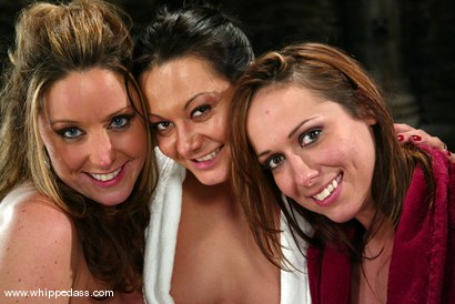Photo number 15 from Sasha Sparks, Sandra Romain and Christina Carter shot for Whipped Ass on Kink.com. Featuring Sasha Sparks, Sandra Romain and Christina Carter in hardcore BDSM & Fetish porn.