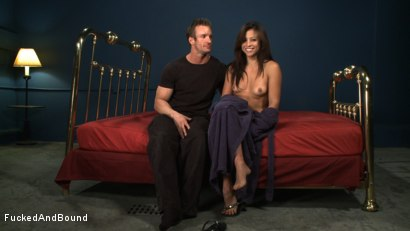 Photo number 15 from Choking on Cock shot for  on Kink.com. Featuring Jayna Oso and TJ Cummings in hardcore BDSM & Fetish porn.