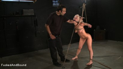 Photo number 1 from Finding Jasmine shot for Fucked and Bound on Kink.com. Featuring Jasmine Jolie and Sascha in hardcore BDSM & Fetish porn.