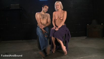 Photo number 6 from Finding Jasmine shot for Fucked and Bound on Kink.com. Featuring Jasmine Jolie and Sascha in hardcore BDSM & Fetish porn.