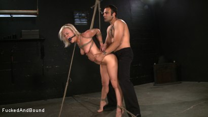 Photo number 9 from Finding Jasmine shot for Fucked and Bound on Kink.com. Featuring Jasmine Jolie and Sascha in hardcore BDSM & Fetish porn.