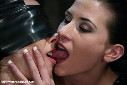 Photo number 3 from Wenona, James and Ariel X shot for Water Bondage on Kink.com. Featuring Wenona, James and Ariel X in hardcore BDSM & Fetish porn.