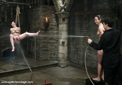 Photo number 11 from Wenona, James and Ariel X shot for Water Bondage on Kink.com. Featuring Wenona, James and Ariel X in hardcore BDSM & Fetish porn.
