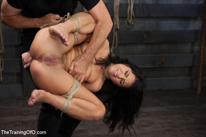 Adriana Chechik bondage