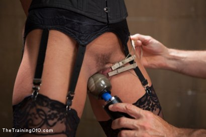 Photo number 12 from Adrianna Chechick Slave Slut Teaser shot for The Training Of O on Kink.com. Featuring Adriana Chechik in hardcore BDSM & Fetish porn.