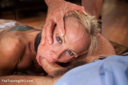 Photo number 8 from The Training of a Domestic MILF, Day Two shot for The Training Of O on Kink.com. Featuring Simone Sonay and Steven St. Croix in hardcore BDSM & Fetish porn.