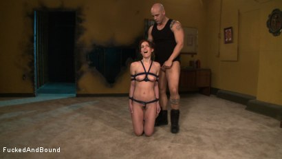 Photo number 18 from Working for Orgasms! shot for  on Kink.com. Featuring Derrick Pierce and Riley Shy in hardcore BDSM & Fetish porn.