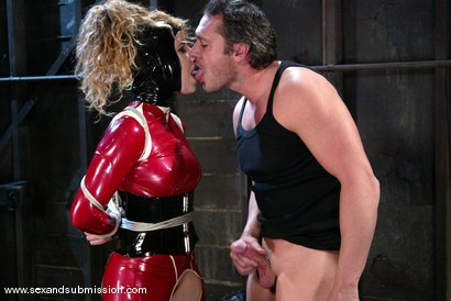 Photo number 4 from Ramona and Joey Ray shot for Sex And Submission on Kink.com. Featuring Joey Ray and Ramona in hardcore BDSM & Fetish porn.