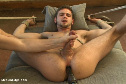 Photo number 12 from Handsome Duncan Black's Huge Load shot for Men On Edge on Kink.com. Featuring Duncan Black in hardcore BDSM & Fetish porn.