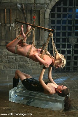 Photo number 4 from Kimberly Kane shot for Water Bondage on Kink.com. Featuring Kimberly Kane in hardcore BDSM & Fetish porn.