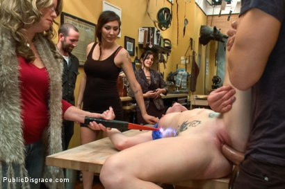 Photo number 11 from Attention whore get's ass-fucked and disgraced shot for Public Disgrace on Kink.com. Featuring Veruca James and Bill Bailey in hardcore BDSM & Fetish porn.