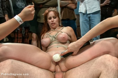 Photo number 7 from Bella Rossi Returns shot for Public Disgrace on Kink.com. Featuring Tommy Pistol and Bella Rossi in hardcore BDSM & Fetish porn.