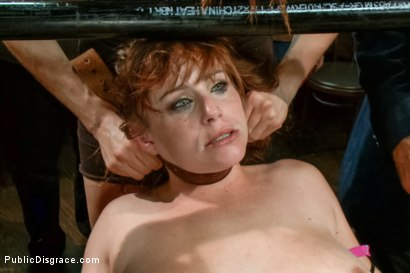 Photo number 11 from Bella Rossi Returns shot for Public Disgrace on Kink.com. Featuring Tommy Pistol and Bella Rossi in hardcore BDSM & Fetish porn.