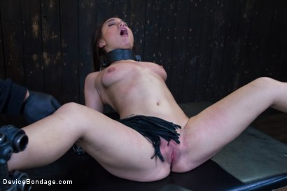 Photo number 1 from Gabriella's Misery shot for Device Bondage on Kink.com. Featuring Gabriella Paltrova in hardcore BDSM & Fetish porn.