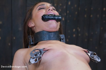 Photo number 2 from Gabriella's Misery shot for Device Bondage on Kink.com. Featuring Gabriella Paltrova in hardcore BDSM & Fetish porn.