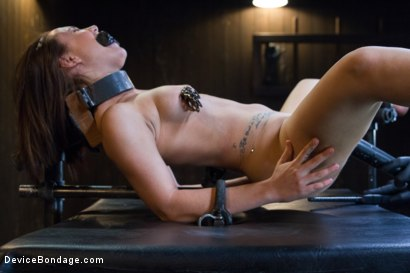 Photo number 3 from Gabriella's Misery shot for Device Bondage on Kink.com. Featuring Gabriella Paltrova in hardcore BDSM & Fetish porn.
