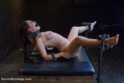 Photo number 4 from Gabriella's Misery shot for Device Bondage on Kink.com. Featuring Gabriella Paltrova in hardcore BDSM & Fetish porn.