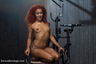 Photo number 13 from Slut on Display shot for Device Bondage on Kink.com. Featuring Daisy Ducati in hardcore BDSM & Fetish porn.