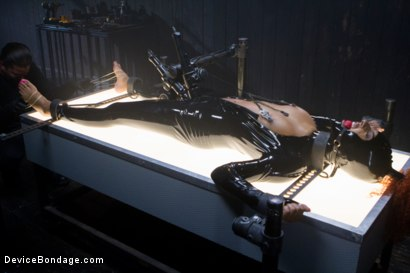 Photo number 4 from Slut on Display shot for Device Bondage on Kink.com. Featuring Daisy Ducati in hardcore BDSM & Fetish porn.