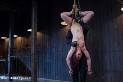 Photo number 13 from Chain Reaction shot for Device Bondage on Kink.com. Featuring Cheyenne Jewel in hardcore BDSM & Fetish porn.