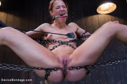 Photo number 6 from Chain Reaction shot for Device Bondage on Kink.com. Featuring Cheyenne Jewel in hardcore BDSM & Fetish porn.