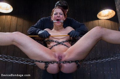Photo number 8 from Chain Reaction shot for Device Bondage on Kink.com. Featuring Cheyenne Jewel in hardcore BDSM & Fetish porn.