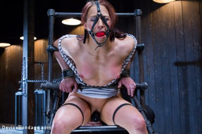 Photo number 3 from Chain Reaction shot for Device Bondage on Kink.com. Featuring Cheyenne Jewel in hardcore BDSM & Fetish porn.