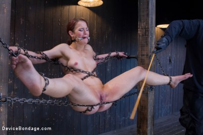 Photo number 5 from Chain Reaction shot for Device Bondage on Kink.com. Featuring Cheyenne Jewel in hardcore BDSM & Fetish porn.