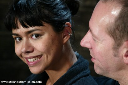 Photo number 15 from Chris Charming and Dana Vespoli shot for Sex And Submission on Kink.com. Featuring Chris Charming and Dana Vespoli in hardcore BDSM & Fetish porn.