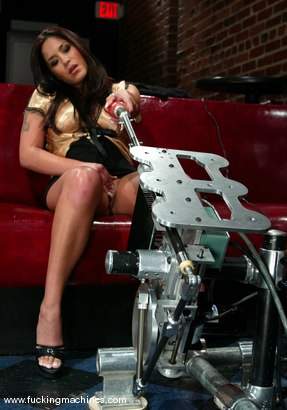 Photo number 2 from Jenaveve Jolie shot for Fucking Machines on Kink.com. Featuring Jenaveve Jolie in hardcore BDSM & Fetish porn.