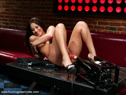Photo number 11 from Jenaveve Jolie shot for Fucking Machines on Kink.com. Featuring Jenaveve Jolie in hardcore BDSM & Fetish porn.