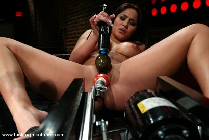 Photo number 9 from Jenaveve Jolie shot for Fucking Machines on Kink.com. Featuring Jenaveve Jolie in hardcore BDSM & Fetish porn.
