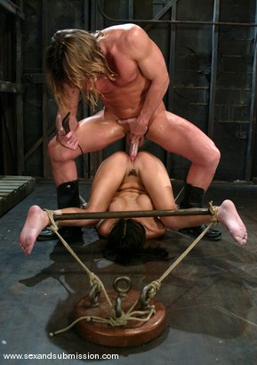 Photo number 12 from Evan Stone and shy love shot for Sex And Submission on Kink.com. Featuring Evan Stone and shy love in hardcore BDSM & Fetish porn.