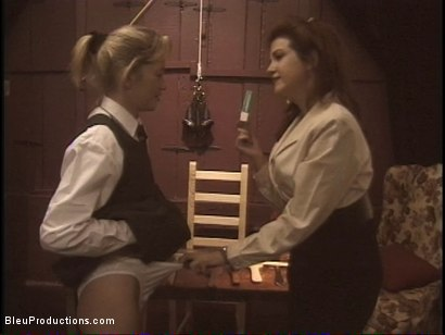 Photo number 11 from Sassy Girl (Bleu Productions) shot for Bleu Films on Kink.com. Featuring Mistress Tara and Cindy Ireland in hardcore BDSM & Fetish porn.