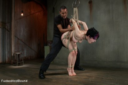 Photo number 5 from Proven Whore shot for Fucked and Bound on Kink.com. Featuring Mickey Mod and Iona Grace in hardcore BDSM & Fetish porn.