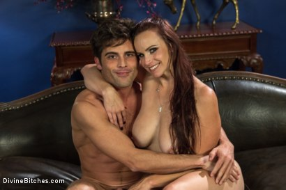 Photo number 10 from Ball Bust. Peg. Cuckold: Unorthodox Methods To SAVE YOUR MARRIAGE shot for Divine Bitches on Kink.com. Featuring Lance Hart, Wolf Hudson and Bella Rossi in hardcore BDSM & Fetish porn.
