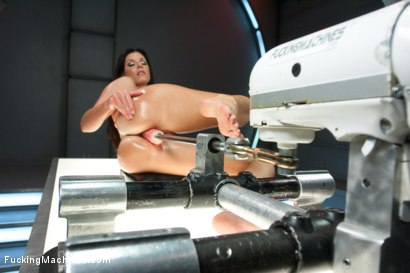 Photo number 12 from Hubba Hubba The MILF of Summa: India Summer shot for Fucking Machines on Kink.com. Featuring India Summer in hardcore BDSM & Fetish porn.
