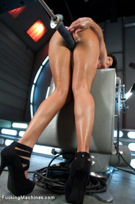 Photo number 5 from Hubba Hubba The MILF of Summa: India Summer shot for Fucking Machines on Kink.com. Featuring India Summer in hardcore BDSM & Fetish porn.