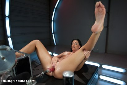 Photo number 6 from Hubba Hubba The MILF of Summa: India Summer shot for Fucking Machines on Kink.com. Featuring India Summer in hardcore BDSM & Fetish porn.