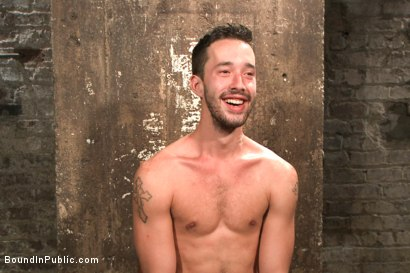 Photo number 15 from Ripped go-go boy beaten, fucked and covered in cum  shot for Bound in Public on Kink.com. Featuring Isaac Hardy, Connor Maguire and Dayton O'Connor in hardcore BDSM & Fetish porn.