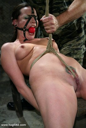 Photo number 9 from Dana DeArmond shot for Hogtied on Kink.com. Featuring Dana DeArmond in hardcore BDSM & Fetish porn.
